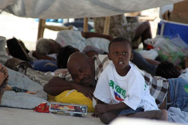 Lions, LCIF Help Haiti Earthquake Victims