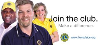 Lions Clubs International: Join the Club. Make a Difference.