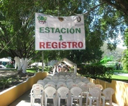 District 25A Lions clubs' vision mission in Mexico