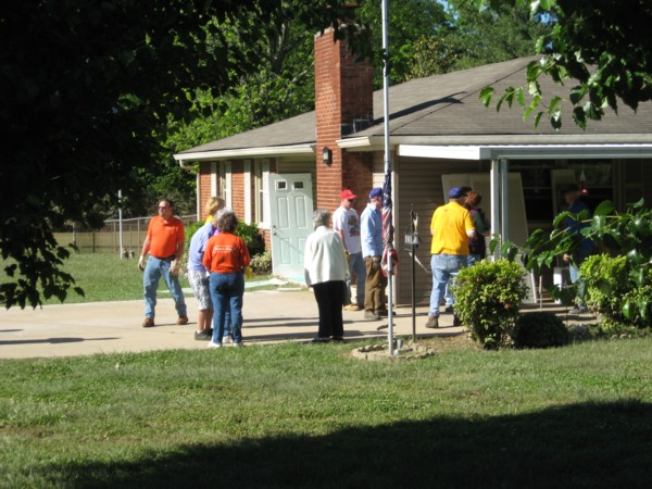 Lions clubs help flooding victims in Tennessee