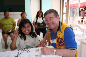 Lions clubs Sight Mission to Mexico