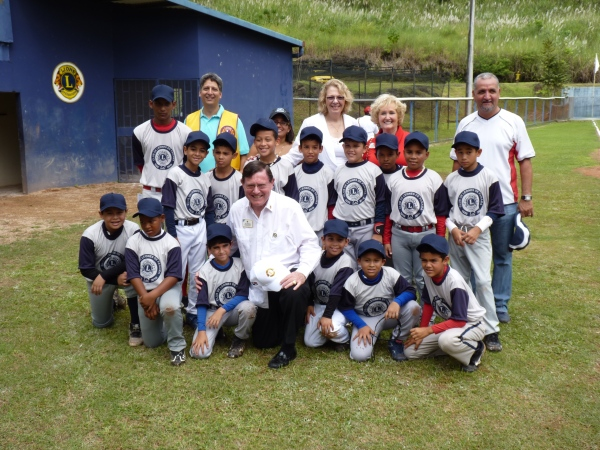 Little League in Panama