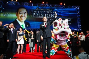 Tam Elected President at 2011 Convention
